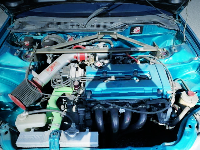 SPOON B16 VTEC ENGINE