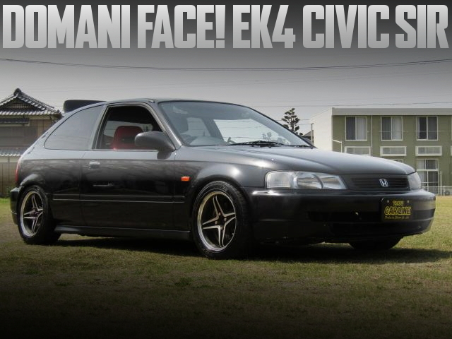 DOMANI FACE EK4 CIVIC