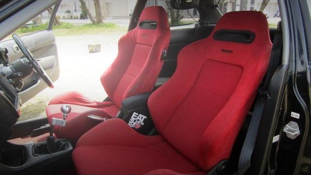 RECARO SEATS EK4