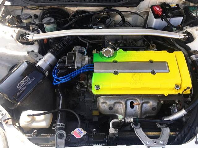JUN AUTO MECHANIC B18C VTEC ENGINE