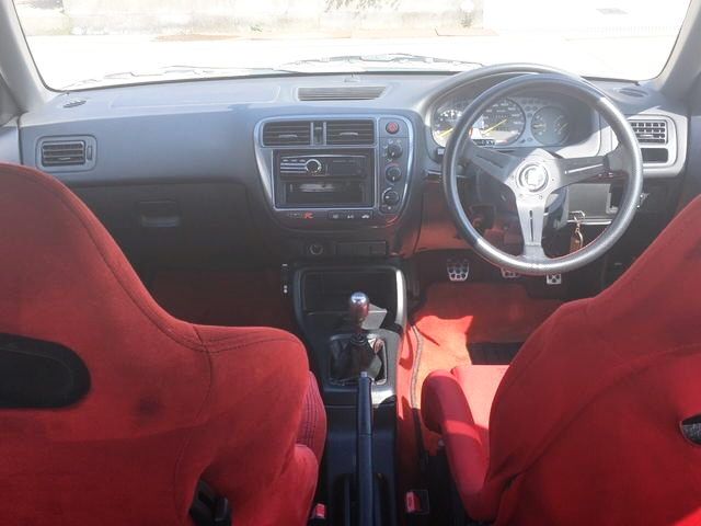 DASHBOARD EK9 CIVIC TYPE-R
