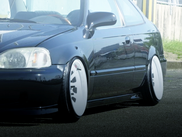 SIDE CAMBER EM1 CIVIC COUPE