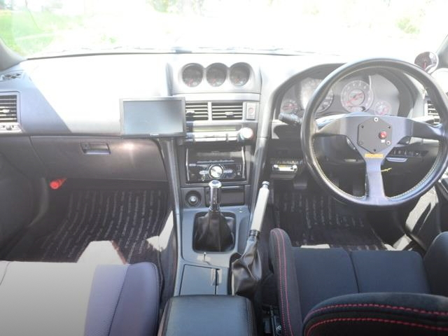 DASHBOARD ER34 SKYLINE