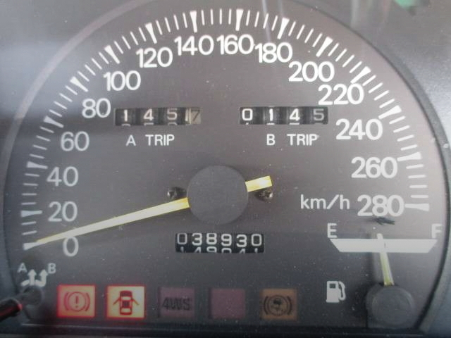 SPEED METER 280km