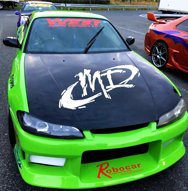 FRONT FACE S15 SILVIA GREEN