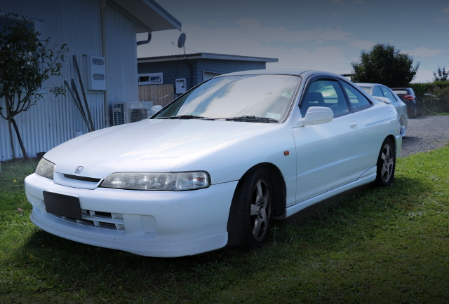 FRONT DC1 INTEGRA 3-DOOR
