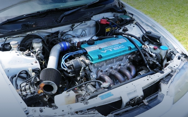 H22A 220cc VTEC ENGINE