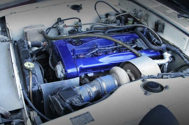 RB26 ENGINE WITH TD07 TURBO