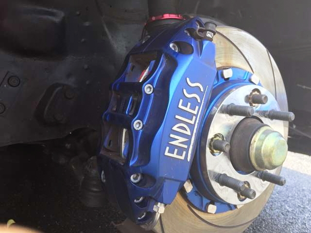 ENDLESS BRAKE CALIPER