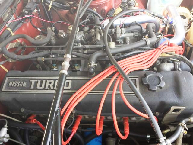 L20ET TURBO ENGINE