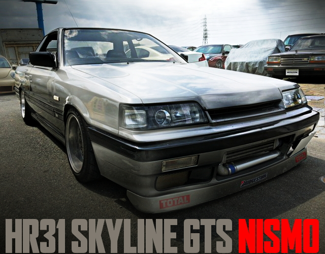 R31 SKYLINE GTS NISMO RB25DET