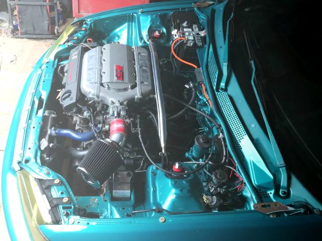 J32A V6 3200cc VTEC ENGINE