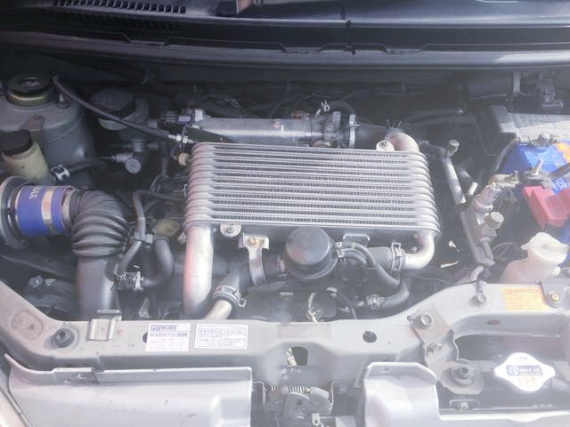 JB-DET TURBO ENGINE SWAP