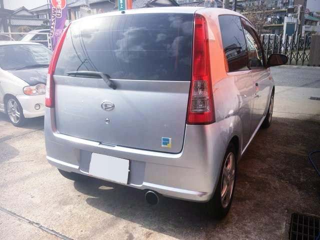 REAR TAIL LAMP L250S MIRA 3-DOOR