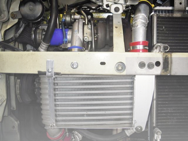 FRONT INTERCOOLER