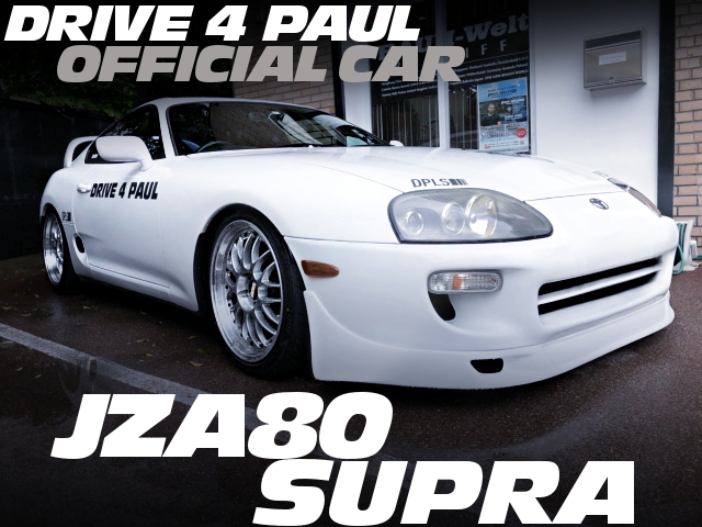 DRIVE 4 PAUL OFFICIAL SUPRA