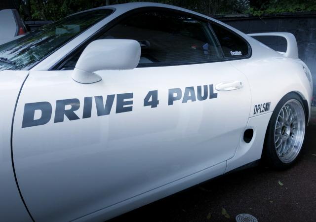 DRIVE 4 PAUL LOGO