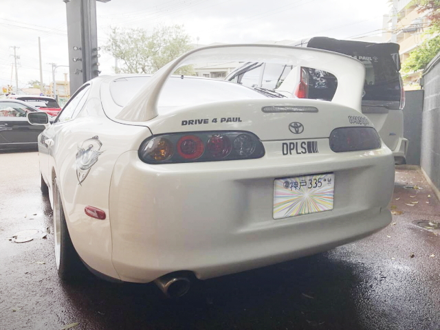 REAR TAIL LAMP JZA80 SUPRA