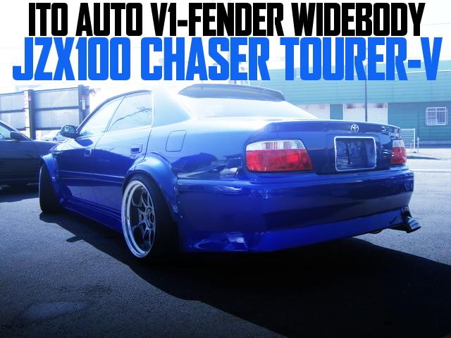 V1 FENDER WIDE JZX100 CHASER