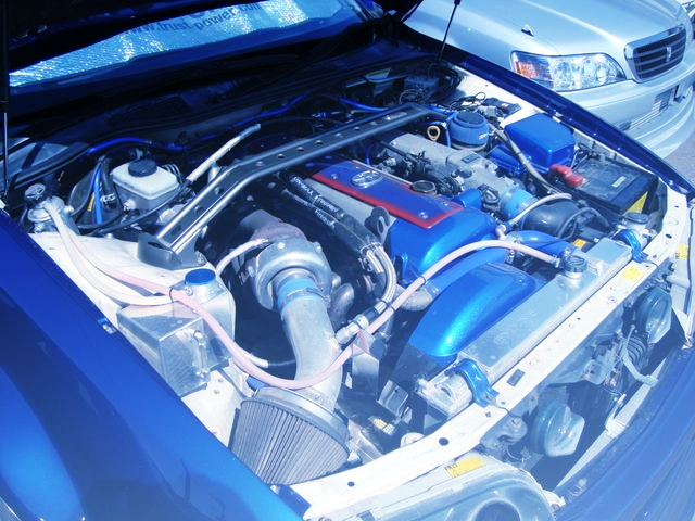 1JZ-GTE VVTi TURBO ENGINE