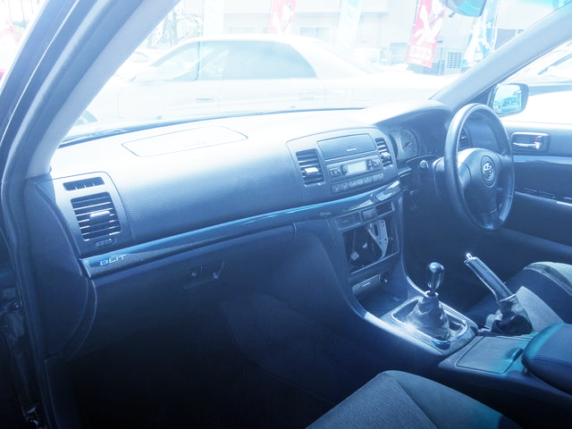 INTERIOR DASHBOARD MARK2 BLIT IrV