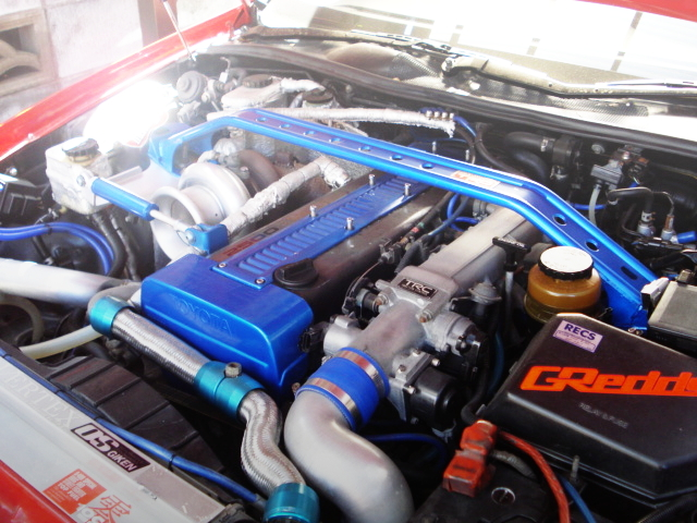 1JZ-GTE ENGINE FOR JZX90