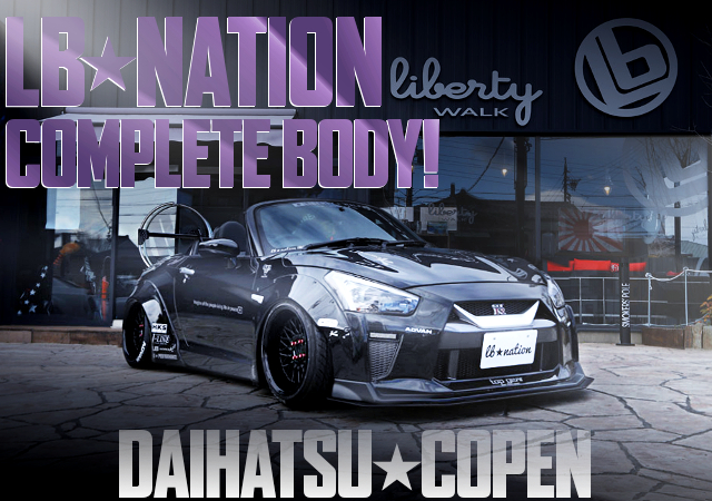 LA400K COPEN LB-NATION WIDEBODY