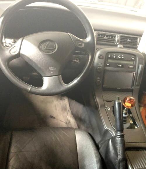 LEFT HAND DRIVE LEXUS SC300