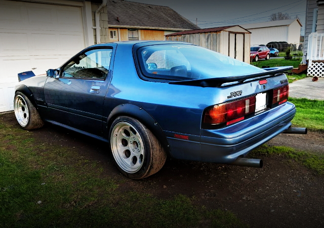 LEFT SIDE FC3S RX-7