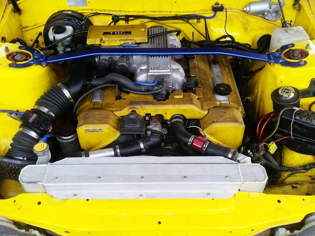 1UZ-FE 4000cc V8 ENGINE