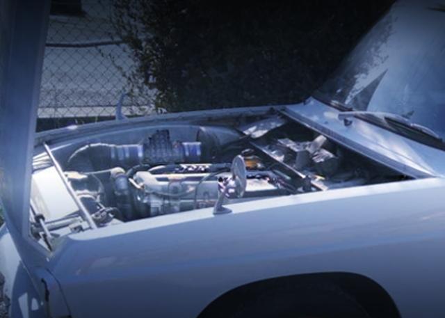 B6-ZE 1600cc ENGINE SWAP