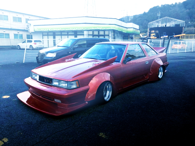 FRONT EXTERIOR SOARER KAIDO RACE