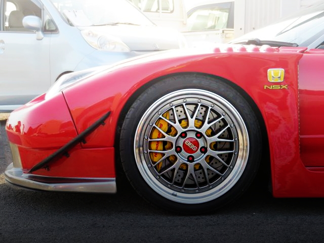 FRONT BBS WHEEL FOR NSX