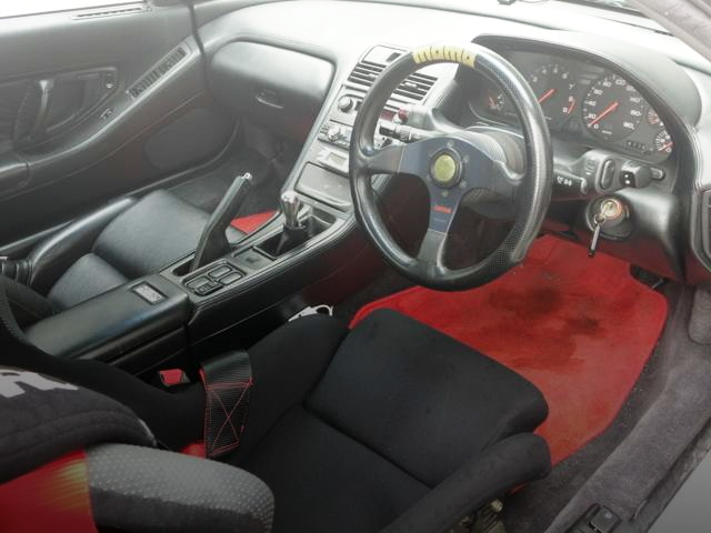 INTERIOR DASHBOARD FROM NA1 NSX