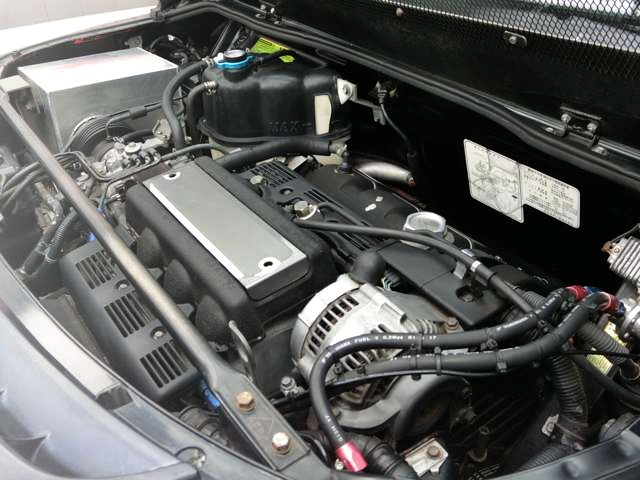 C30A V6 VTEC ENGINE FROM NA1 NSX ENGINE ROOM