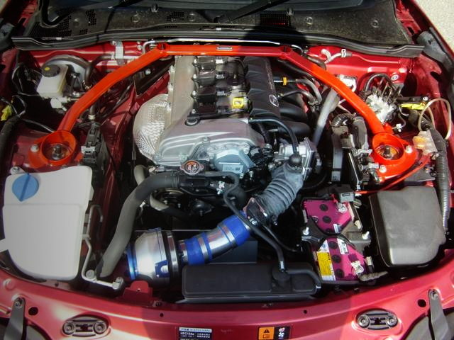 ND5RC ROADSTER 1500cc ENGINE