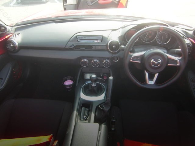 INTERIOR STEERING ND5RC ROADSTER