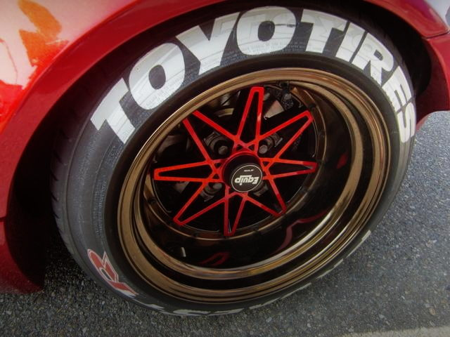 WORK EQUIP 01 WHEEL RED