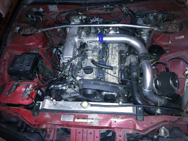 NEO 6 RB25DET 2500cc ENGINE