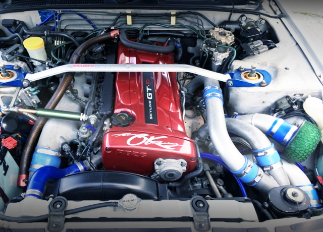 OK-RACING RB26DETT ENGINE