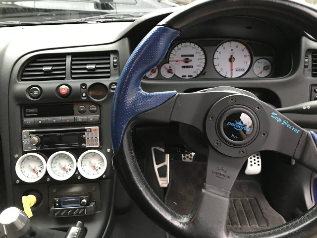 INTERIOR DASHBOARD R33 SKYLINE GT-R