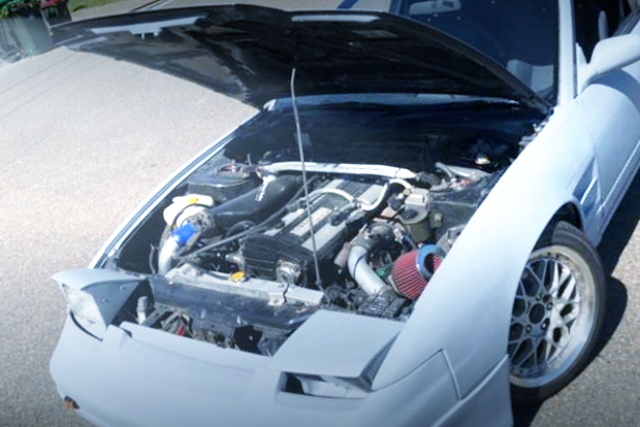 RB20DET 2000cc TURBO ENGINE