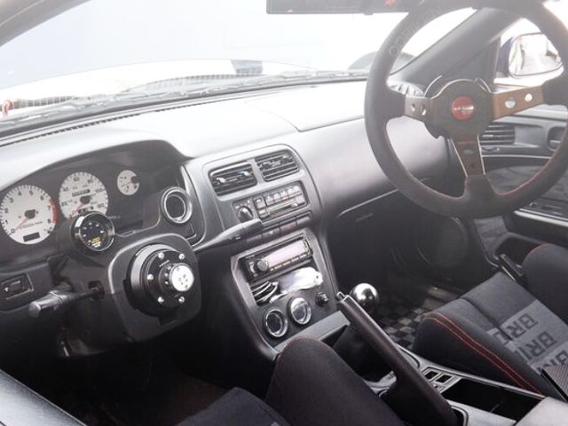 LEFT HAND DRIVE S14 240SX