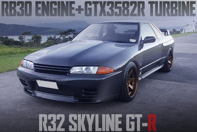 RB30 GTX3582R TURBO R32 GT-R