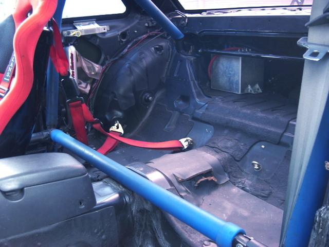 REAR SEAT DELETE S13 SILVIA