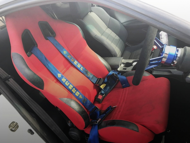 DRIVER BUCKET SEAT