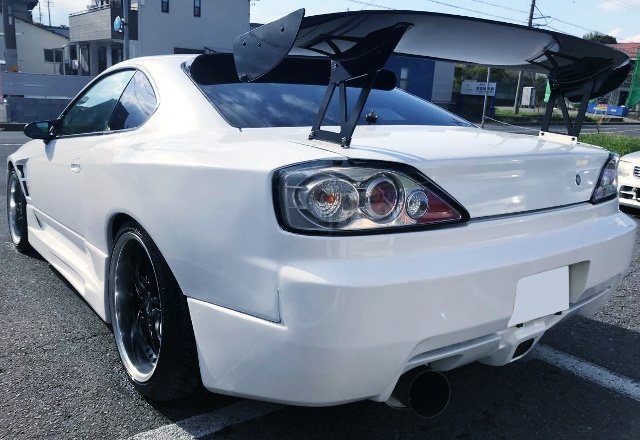 REAR GTWING FROM S15 SILVIA
