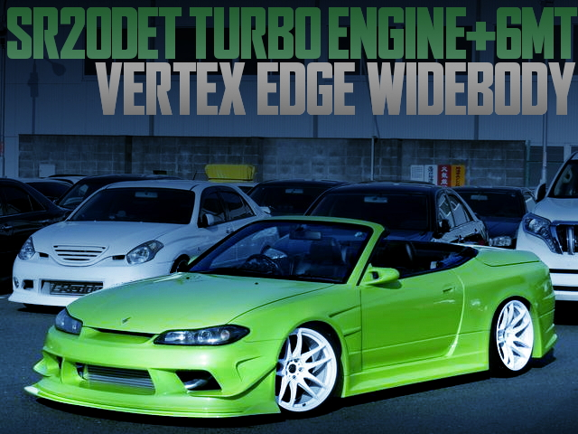 S15 SILVIA VARIETTA WIDEBODY