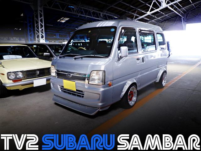 TV2 SUBARU SAMBAR KAIDO RACER