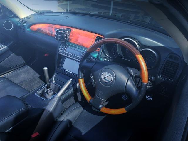 SOARER 430SCV INTERIOR